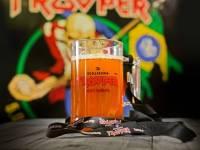 Growler Day de Carnaval tem horário especial e cerveja criada com o Iron Maiden