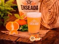 Enseadalança Cerveja Sour Tangerina com Manjericão