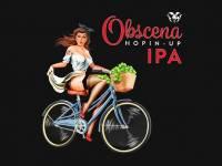 Cerveja Obscena no Growler Day da Bodebrown